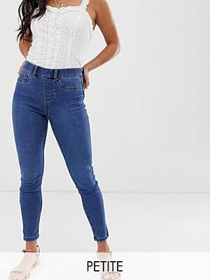 New Look Petite Blaue Jeggings
