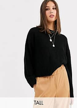 New Look Lead In – Schwarzer Pullover 13,99 €